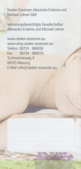 Flyer Seelen-Essenzen